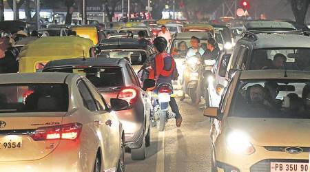 Chandigarh: Traffic police set to declare busy markets car-free zones in festive season