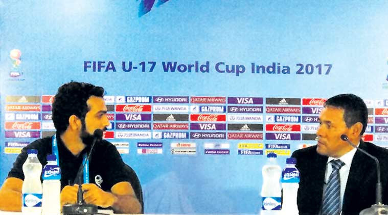 FIFA U17 World Cup, FIFA, U17 World Cup, team in U17 Football World Cup, translators for U17 Football World Cup, india vs ghana, india u-17, jawaharlal nehru stadium, football, sports news, indian express