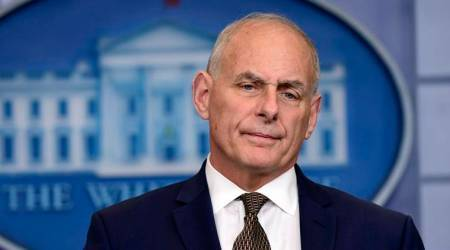 White House chief John Kelly tells staff their jobs safe — for now