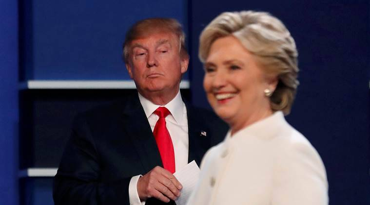 Hillary Clinton, Donald Trump, US news, russia, US, US-Russia ties, US elections, world news, indian express