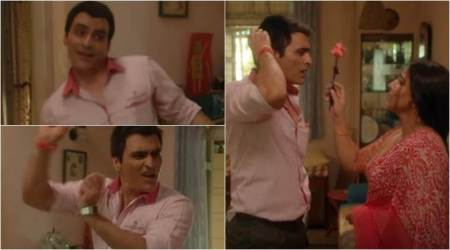 Tumhari Sulu song Ban Ja Rani: Manav Kaul is the hero of this feel-good song