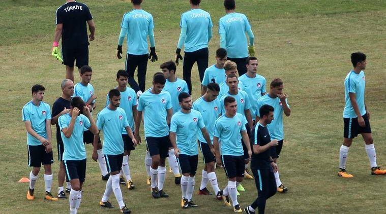 fifa u 17 world cup, fifa u 17 world cup turkey, football news, sports news, indian express