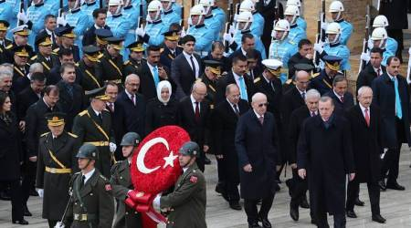 Turkey marks 94th anniversary of establishment of republic