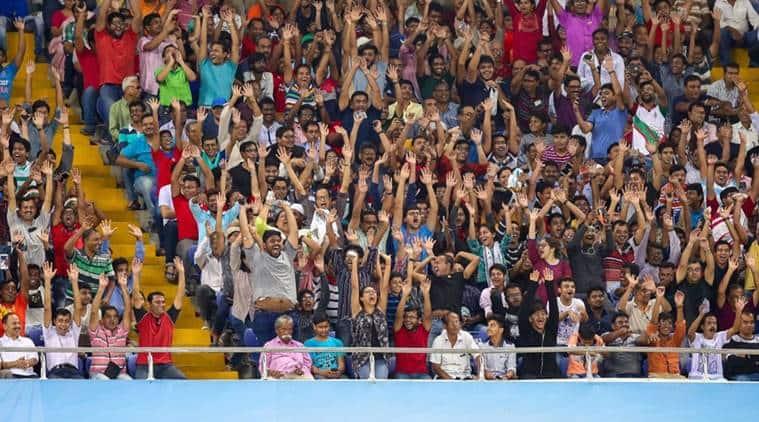fifa u-17 world cup, u-17 world cup, u-17 world cup attendance, football, sports news, indian express
