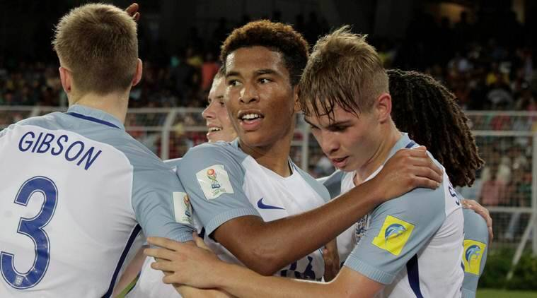 Steve Cooper, England vs Japan, FIFA U-17 World Cup, Jadon Sancho