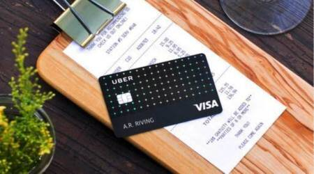 Uber now offers no-fee VISA-certified credit card with Barclays Bank