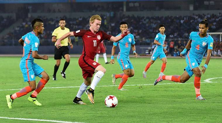 3ba4dd1fff1 FIFA U-17 World Cup 2017  Eye-opener as India surprise with skill and  gumption against USA