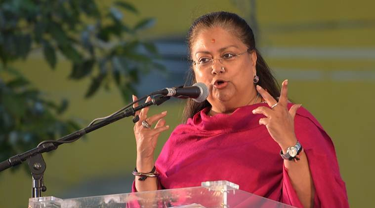 Vasundhara Raje's ordinance 2nd bid to shield babus and judges