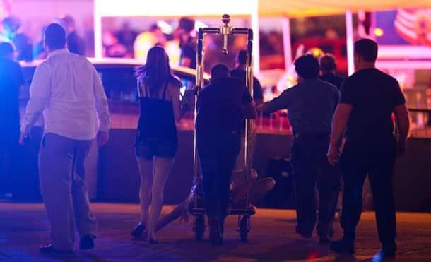 Las Vegas Shotting, Las Vegas, Mandalay Bay Casino, Las Vegas shooting pictures, Vegas shooting pictures, music event shooting, US Shooting, donald trump, Indian Express gallery, World News, Indian express