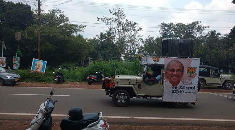 Vengara bypoll, Kerala bypoll, Vengara elections, IUML, RSS, CPM, BJP, Kerala news, Indian Express