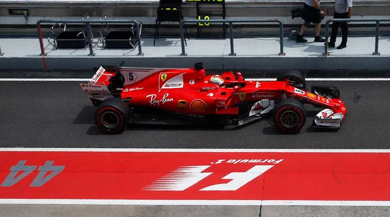 Ferrari and Vettel are letting Mercedes off the hook