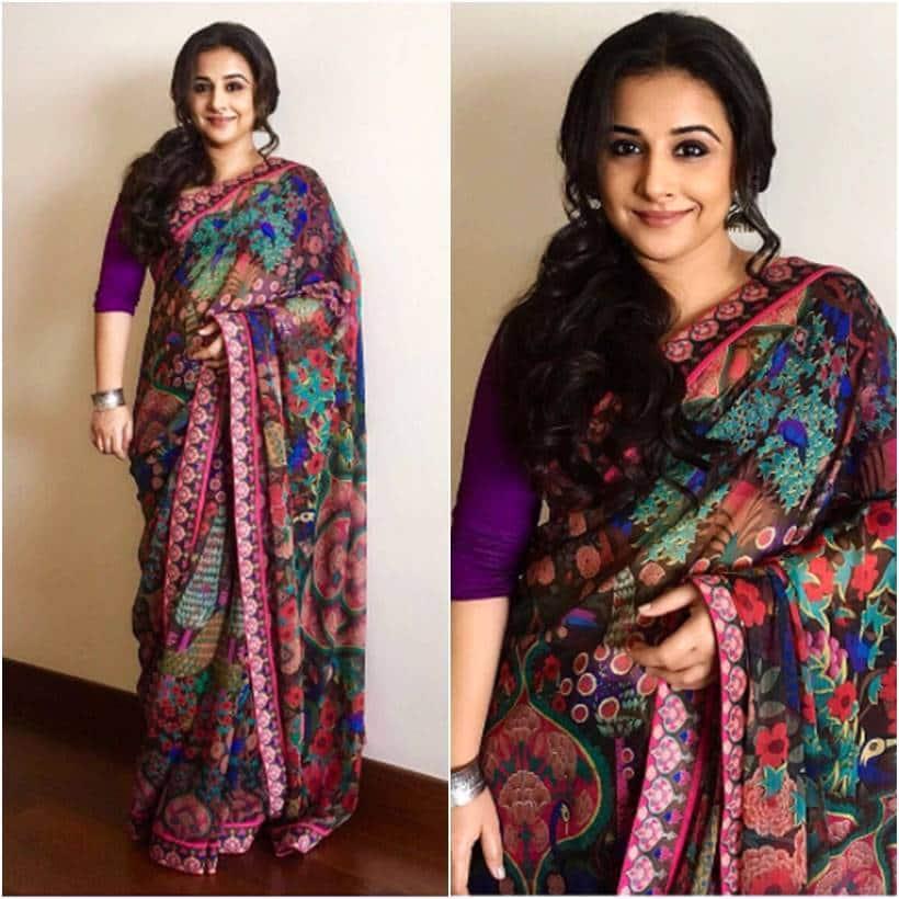39cadce4aa96ca vidya balan, vidya balan saris, vidya balan indian wear, vidya balan style,