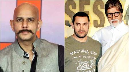 Thugs of Hindostan director Vijay Krishna Acharya: Can't be a fanboy of Amitabh Bachchan, Aamir Khan on set