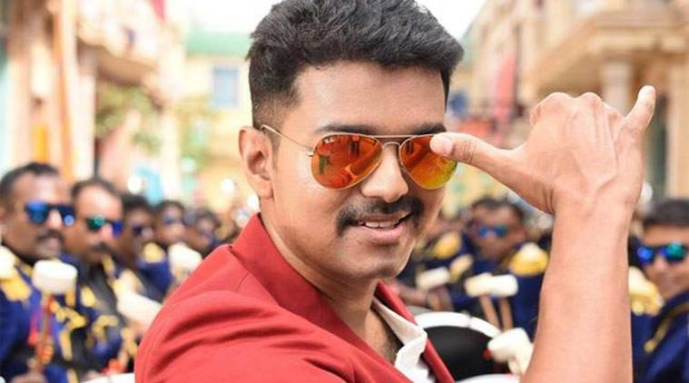 Vijay, actor Vijay, Tamil nadu, tamil nadu bjp, actor vijay, joseph vijay, mersal, vijay, thalapathy vijay, gst, narendra modi, mersal gst, bjp, digital india, bjp gst, vijay slams bjp, india news, Vijay films, Vijay best films, actor Vijay 5 best film, actor Vijay hits, indian express news