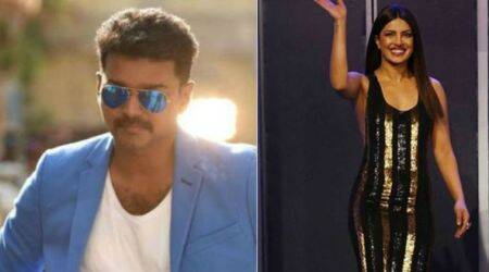 I'm a big Vijay fan: Priyanka Chopra on Mersal star