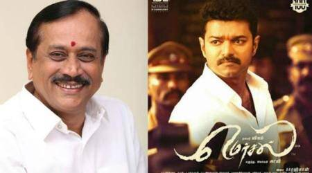 Punish H Raja for watching Mersal online: South Indian Film Chamber of Commerce writes to PMO