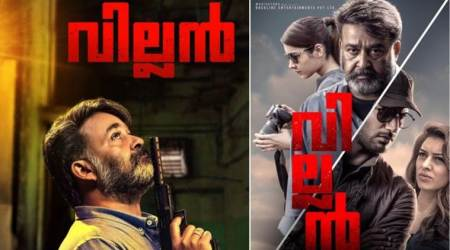 Villain review, Villain movie review, Villain movie, Villain, Villain film, Villain mohanlal, Villain rating, Mohanlal, Vishal, Manju Warrier, Hansika Motwani, Raashi Khanna, Mohanlal film, entertainment news, indian express, indian express news, indian express Villain