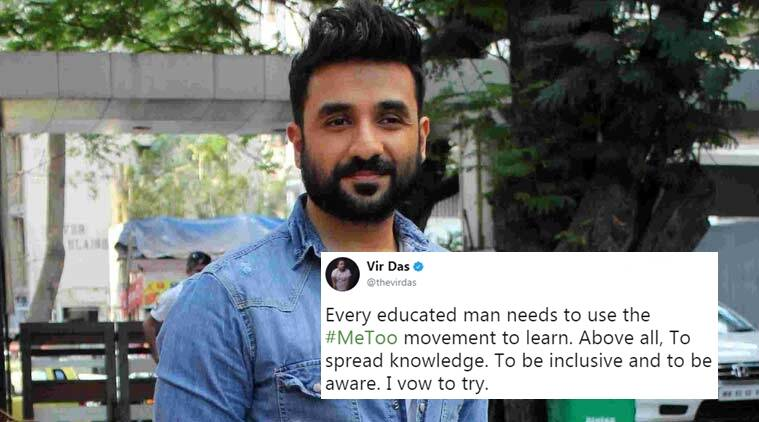 #Metoo sexual assault campaign: Men empathise with #SoDoneChilling and #HowIwillchange