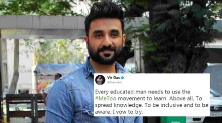 #MeToo: Men lend their support to the movement, say 'we will do better'