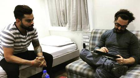 Virat Kohli wants to learn the Rubik's Cube technique from 'Mr Perfectionist' Aamir Khan