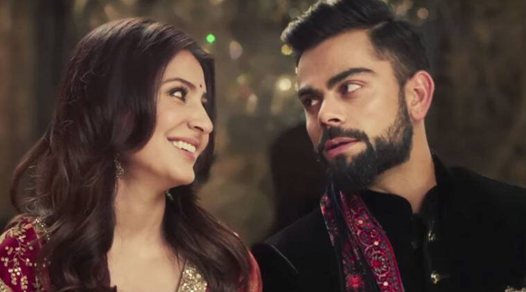 Finally Anushka Sharma Confesses Love For Virat Kohli In This New Classy Malayalam Love Ramands Images