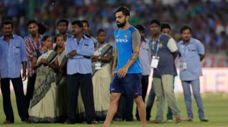India vs Australia, 3rd T20I: Match abandoned due to soft outfield in Hyderabad, series ends 1-1