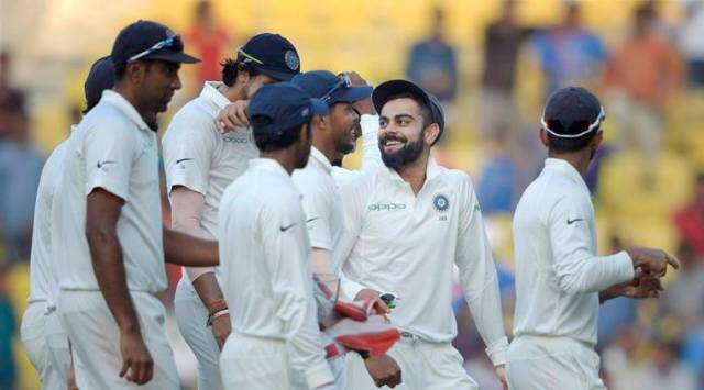India tour of South Africa2018