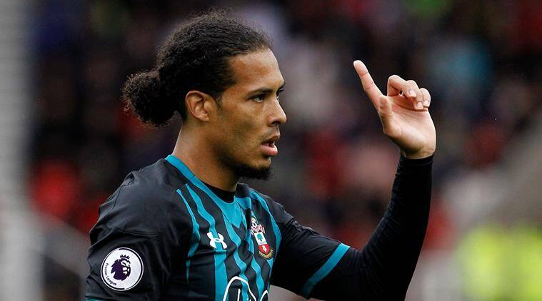 Southampton's Virgil van Dijk still open to transfer