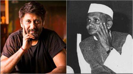Vivek Agnihotri begins working on film on Lal Bahadur Shastri