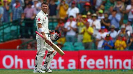 Australia's David Warner gearing up for Ashes battle with England