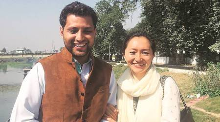 A marriage: Amid controversies over Buddhist-Muslim union, Stanzin Saldon, Murtaza Agha get wedding reception