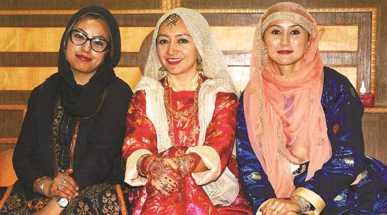 buddhist muslim wedding, ladkah wedding, ladakdh buddhist muslim tensions, buddhist muslim union controvesies, ladakh wedding reception, india news