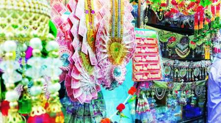 500 Notes and a Wedding: Why the north Indian groom wears a garland of money