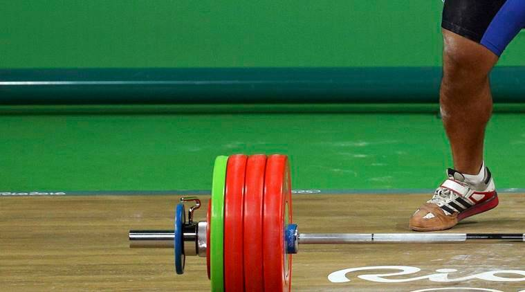 2016 Rio Olympics Weightlifting