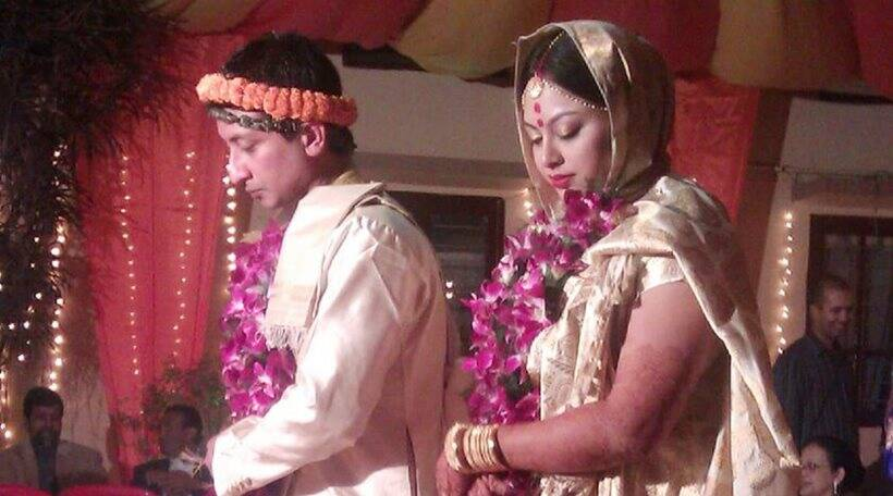 Weird marriage traditions