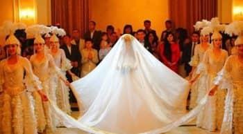 Traditions strange wedding 10 Strange
