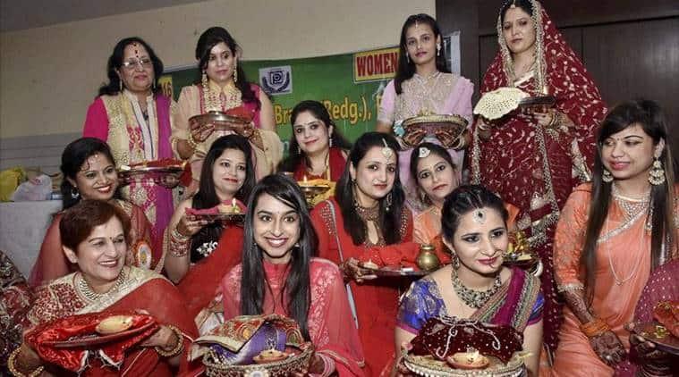 Karva Chauth, Karva Chauth fast, Karva Chauth sargi, Karva chauth chhalani, karva chauth history, Karva chauth puja, indian express, indian express news
