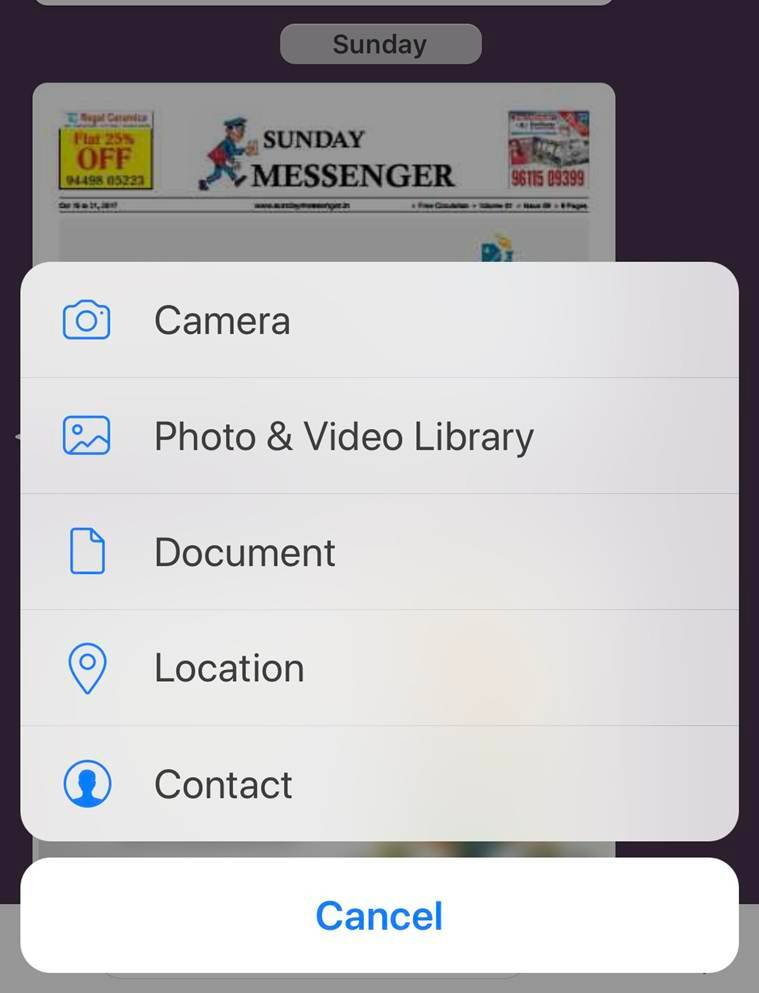 Whatsapp, whatsapp new feature, live location sharing, whatsapp live location feature, whatsapp feature, live location, live location sharing feature, whatsapp users, What is whatsapp new feature?,whatsapp android, technology news,