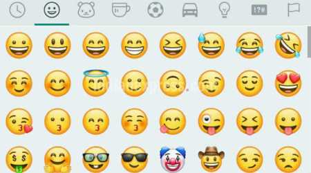 WhatsApp rolls out its own set of emojis for Android beta: Report
