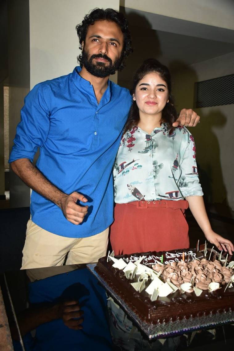 Secret Superstar, Zaira Wasim, Zaira Wasim birthday, Secret Superstar zaira wasim