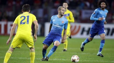 Jack Wilshere enjoying responsibilities in new Arsenal system