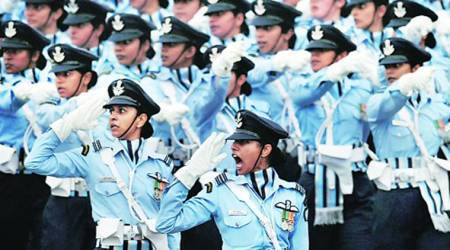 Three women pilots of IAF set to fly frontline military jets