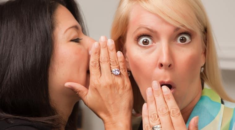 do women gossip more than men, why do women gossip, what is gossip, do men gossip?, Indian express, Indian express news