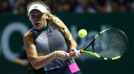 WTA Finals 2017: Caroline Wozniacki beats Venus Williams 6-4, 6-4 to win maiden title