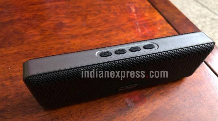 X-Mini, X-Mini Xoundbar, X-Mini Xoundbar price in India, X-Mini Xoundbar review, X-Mini Xoundbar speakers, Xoundbar speakers, X-Mini Xoundbar launch in India, affordable speakers