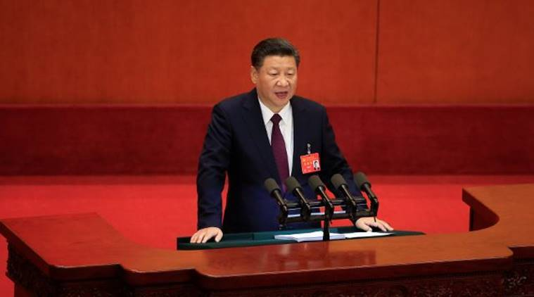 Xi Jinping, China Community Party meet, Comminist Party, China economy, World news, Indian Express
