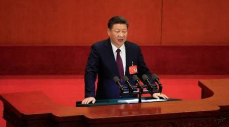 Xi Jinping, Anti Corruption, Corruption in China, Chinal Communist Party, President Jinping, corruption crackdown, China Communist Congress, World News, Indian Express