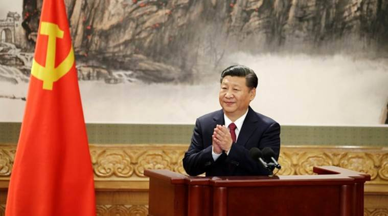 china, chinese army, xi jinping, xi jinping second term, chinese military, Communist party, china president, world news, latest news, indian express