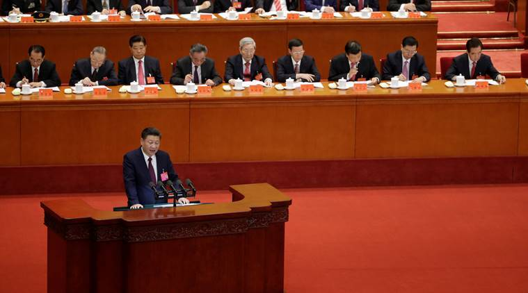 Xi Jinping, China, China economic reforms, China economy, China Community Party, Communist Party Congress, World news, Indian Express