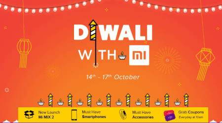Xiaomi, Xiaomi Diwali with Mi sale, Xiaomi Diwali with Mi sale offers, Xiaomi Diwali with Mi sale deals, Xiaomi Diwali with Mi sale discounts, Redmi Note 4, Redmi 4, Mi Air Purifier 2, Mi Max 2
